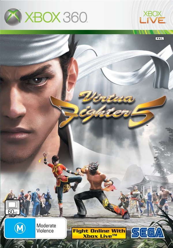Virtua Fighter 5 for Xbox 360 image