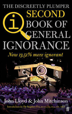 QI: The Second Book of General Ignorance by John Lloyd