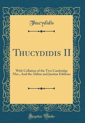 Thucydidis II by Thucydidis Thucydidis