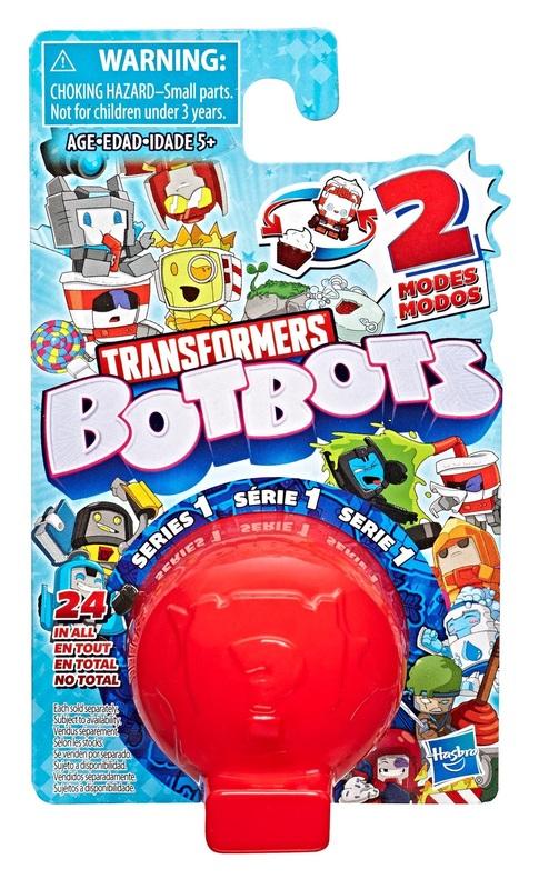Transformers: BotBots - Mystery Figure (Blind Bag)
