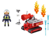 Playmobil: City Action - Fire Water Cannon (9467)