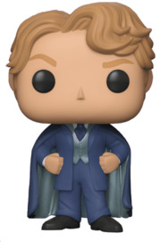 Harry Potter - Gilderoy Lockhart (Blue Suit Ver.) Pop! Vinyl Figure image