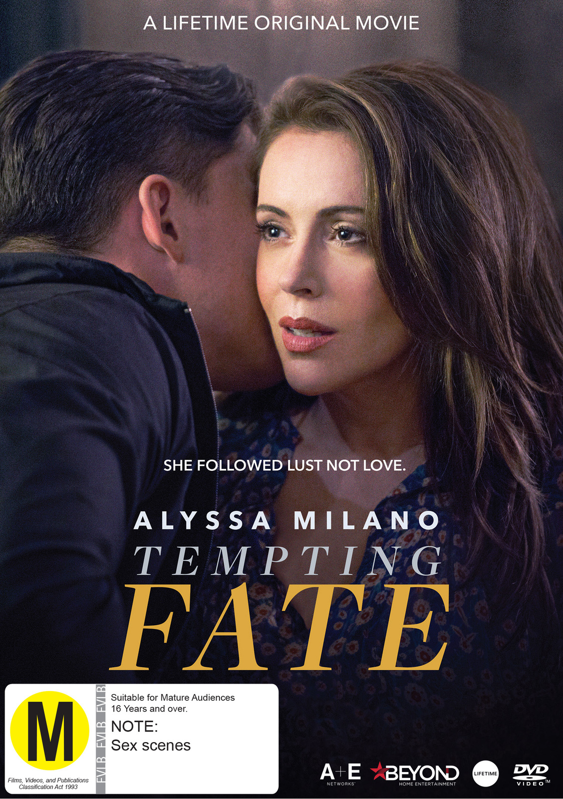 Jane Green's Tempting Fate on DVD image