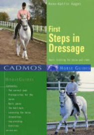 First Steps in Dressage by Anne-Katrin Hagen image
