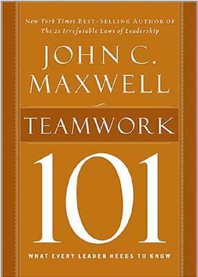 Teamwork 101 by John C. Maxwell image