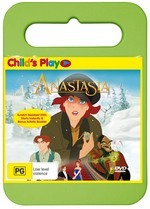 Anastasia (Handle Case) on DVD