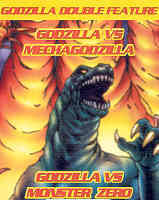 Godzilla Double #4 - Godzilla vs. Monster Zero, Terror of Mechagodzilla on DVD