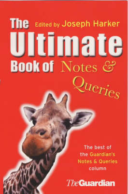 The Ultimate Book of Notes and Queries