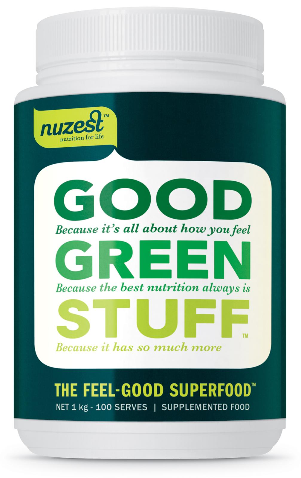 Good Green Stuff - 1Kg Jar image