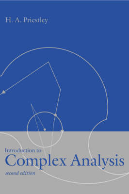 Introduction to Complex Analysis by H.A. Priestley image