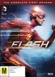 The Flash - The Complete First Series on DVD
