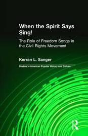 When the Spirit Says Sing! by Kerran L Sanger image