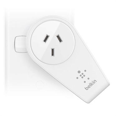 Belkin - 2-Port USB Swivel Charger + Outlet image