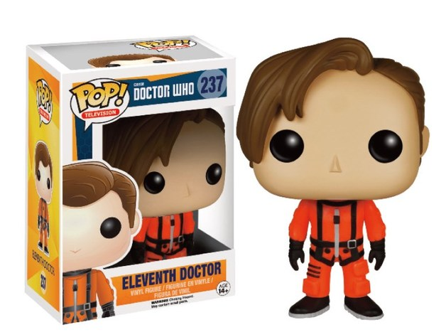 Doctor Who - 11th Doctor with Orange Space Suit Pop! Vinyl Figure