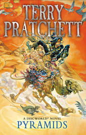 Pyramids (Discworld 7) (UK Ed.) by Terry Pratchett