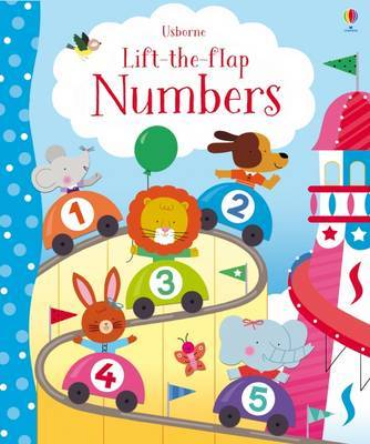 Lift-the-Flap Numbers by Felicity Brooks