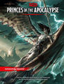 Dungeon & Dragons Elemental Evil: Princes of the Apocalypse by Wizards RPG Team
