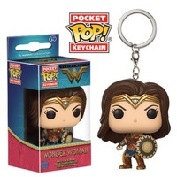 Wonder Woman Movie - Wonder Woman Pocket Pop! Keychain image