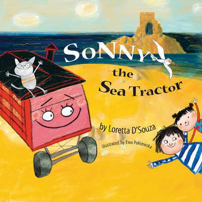 Sonny the Sea Tractor by Loretta D'Souza image