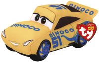 Ty Cars: Cruz - Themed Plush image