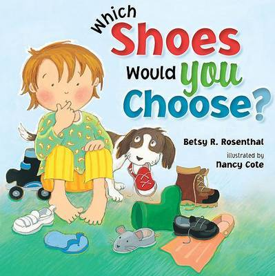Which Shoes Would You Choose? by Betsy R Rosenthal image