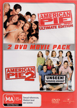 American Pie / American Pie 2 - 2 DVD Movie Pack (2 Disc Set) on DVD