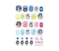 Love Live! - Nail Sticker Set (Umi)