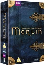 Merlin Series 2 Complete Box Set on DVD