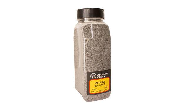 Woodland Scenics - Grey Fine Shaker