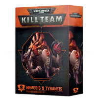 Warhammer 40,000: Kill Team Commander: Nemesis 9 Tyrantis