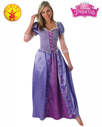 Disney: Rapunzel Deluxe Adult Costume(Small)