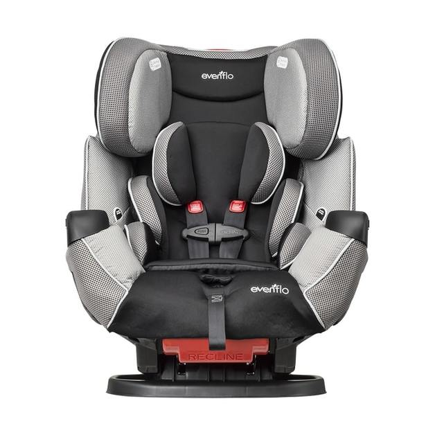 Evenflo: Symphony LX All-in-One Car Seat - Harrison