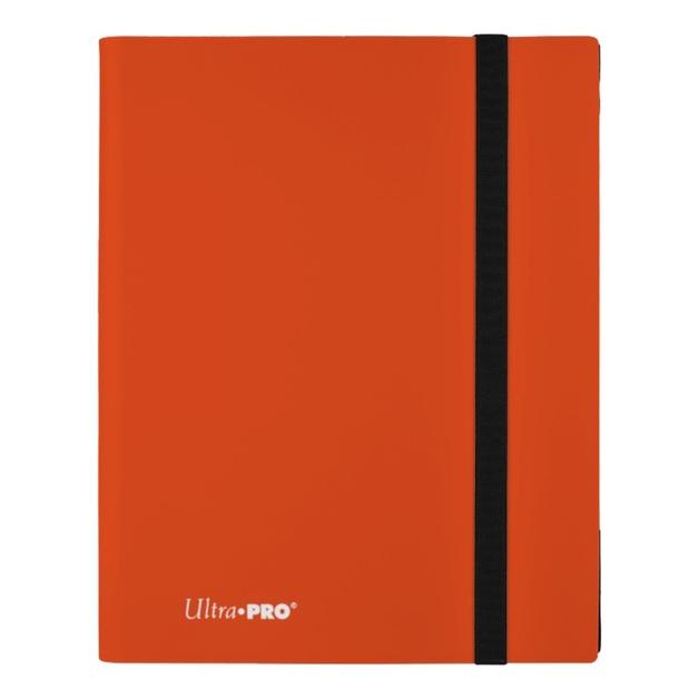 Ultra Pro: 9-Pocket Eclipse Pro Binder - Orange