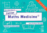 Junior Maths Medicine by S. Smudge image