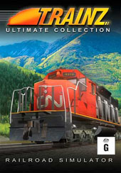 Ultimate Trainz Collection (jewel case packaging) for PC Games