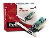 Genius GENILAN 10/100 PCI FAST ETHERNET ADAPTOR