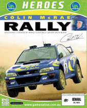Colin Mcrae Rally for PC Games