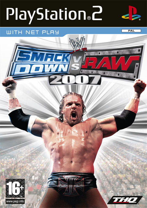 WWE Smackdown Vs Raw 2007 for PlayStation 2