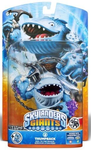 Skylanders giants character pack thumpback all formats nintendo wii buy now at mighty - Skylanders thumpback ...