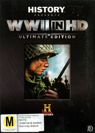 WWII Lost Films - Ultimate Edition DVD