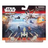 Star Wars: Micro Machines -Trench Run Deluxe Pack