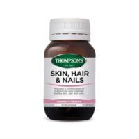 Thompsons Skin Hair Nails (45 Capsules)