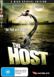 The Host - Special Edition on DVD