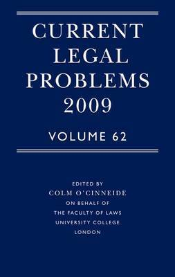 Current Legal Problems image