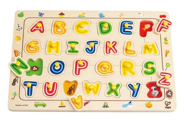 Hape: ABC Matching Puzzle