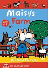 Maisy's Farm on DVD