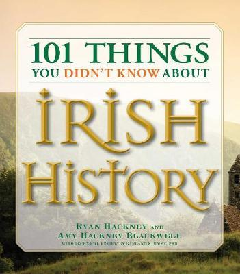 101 Things You Didn't Know About Irish History by Ryan Hackney image