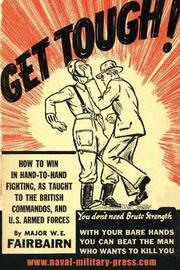Get Tough! by W.E. Fairbairn image