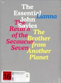 Essential John Sayles (3 Disc Box Set) on DVD image