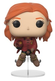 Harry Potter - Ginny on Broom Pop! Vinyl Figure image